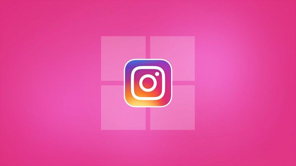 Instagram débarque sur les PC et tablettes Windows 10