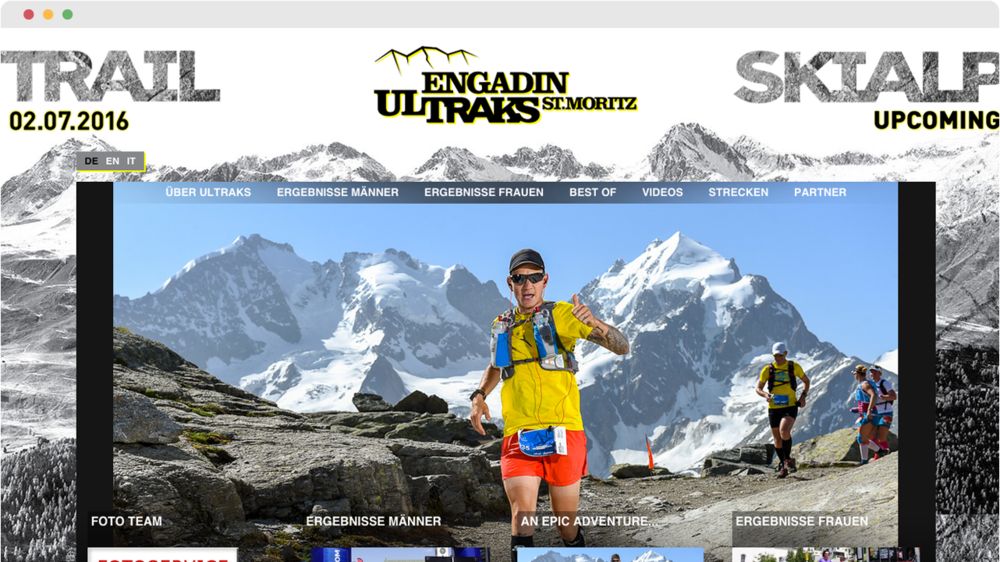 Engadin Ultraks