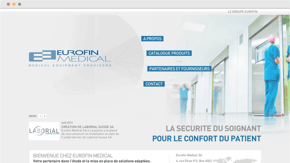 Eurofin Medical