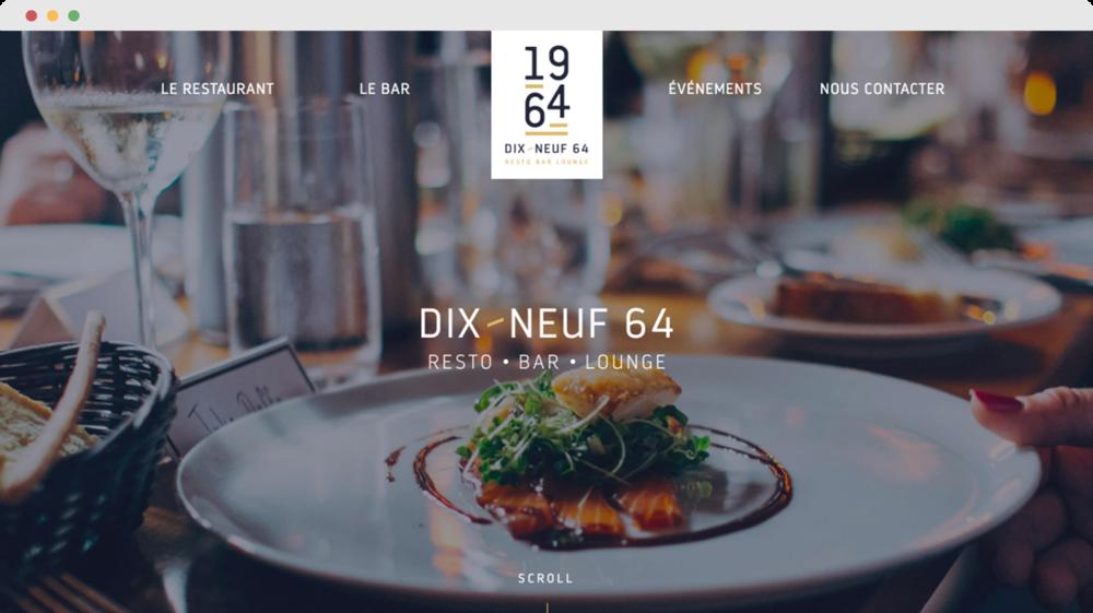 Dix-Neuf 64
