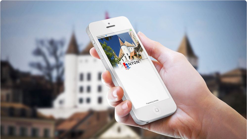 App City of Nyon