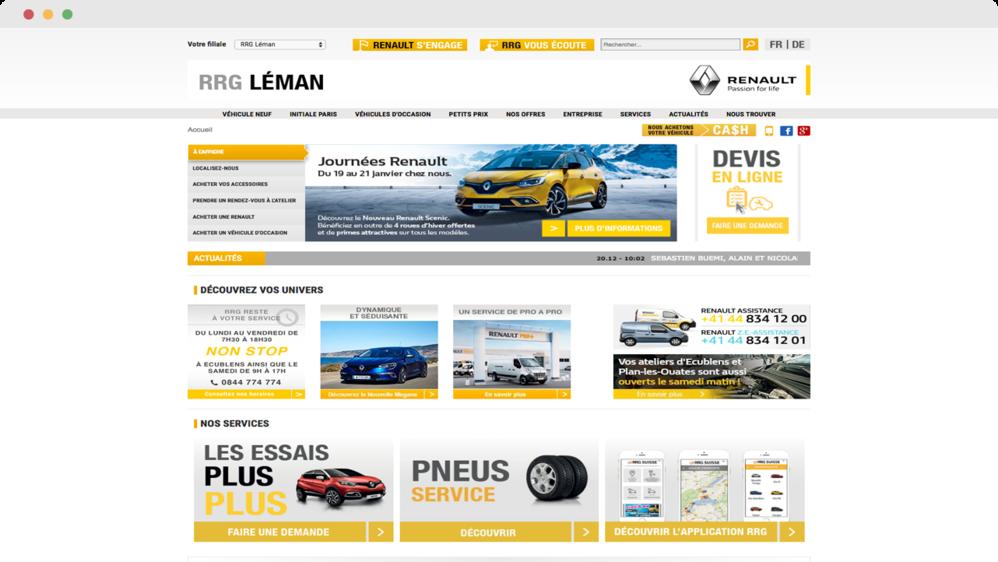 Renault Retail Zürich