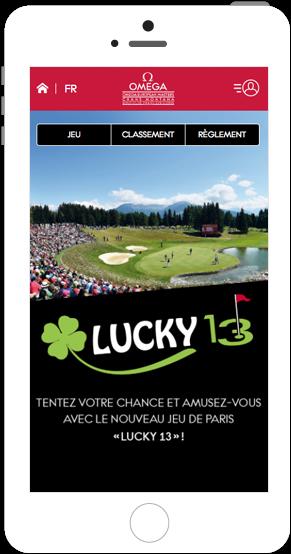 Lucky 13 Game
