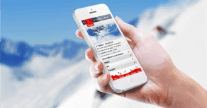 Application Valais Hiver
